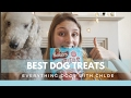 BEST DOG TREATS FOR TRAINING - 4 TESTED TREATS