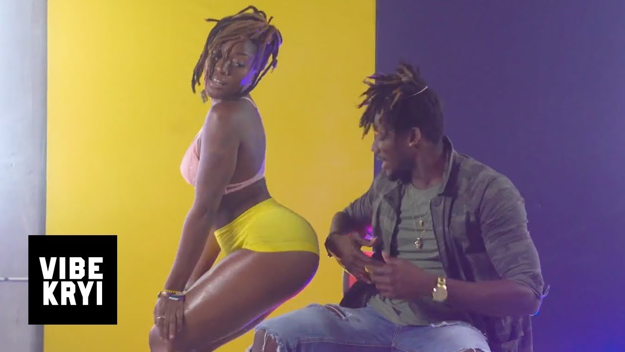 Young J Ti Danje Feat. Serge Auguste - Dance (Official Video)