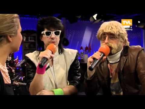 Fabrizio en DJ Jacky Baggen - Hakketakke! @TVL