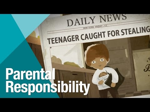 Should parents be held responsible for their children's actions? (C2D Albatross+ Lesson6)