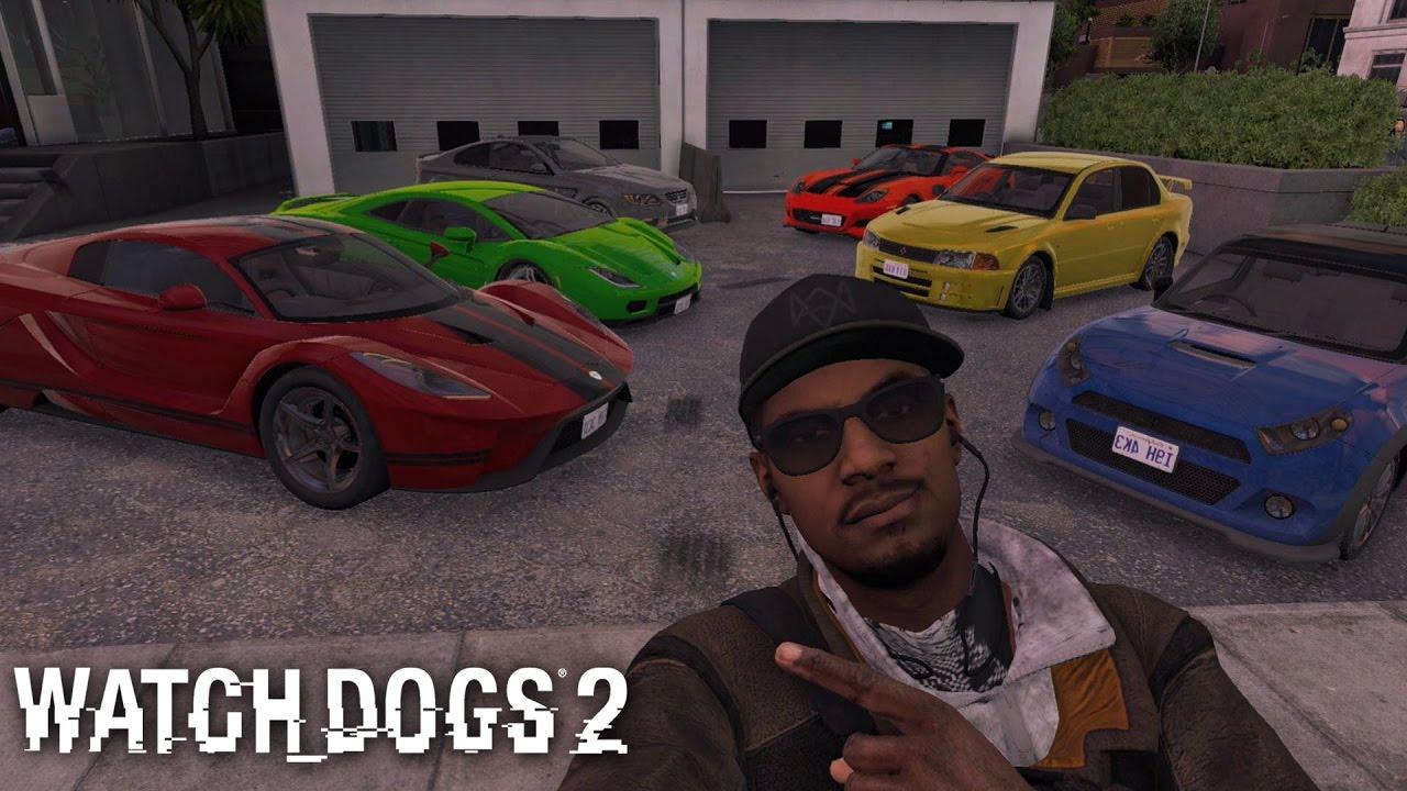 Watch Dogs 2 - All Cars & Customization ( Buy Cars) Plus DLC ...