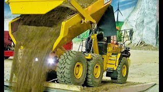 RC PAPAMOBIL, RC TRACTOR, TRUCKS, EXCAVATOR, TOW TRUCK, TIPPER AND MORE IN ACTION!