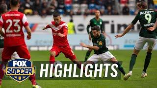 Fortuna Düsseldorf vs. VfL Wolfsburg | 2018-19 Bundesliga Highlights
