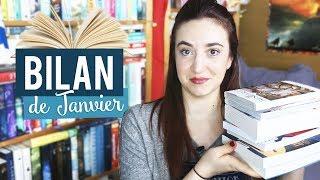 Bilan lectures de janvier | Myriam 📖 Un Jour. Un Livre.