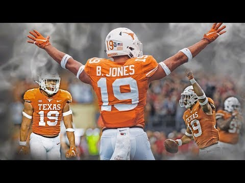 II WE'RE BACK II The Best Returning Safety In The Country, Texas S Brandon Jones