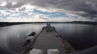 Yukon Harbor to PSNS