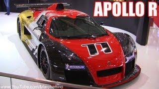 Gumpert Apollo R 2012 Videos