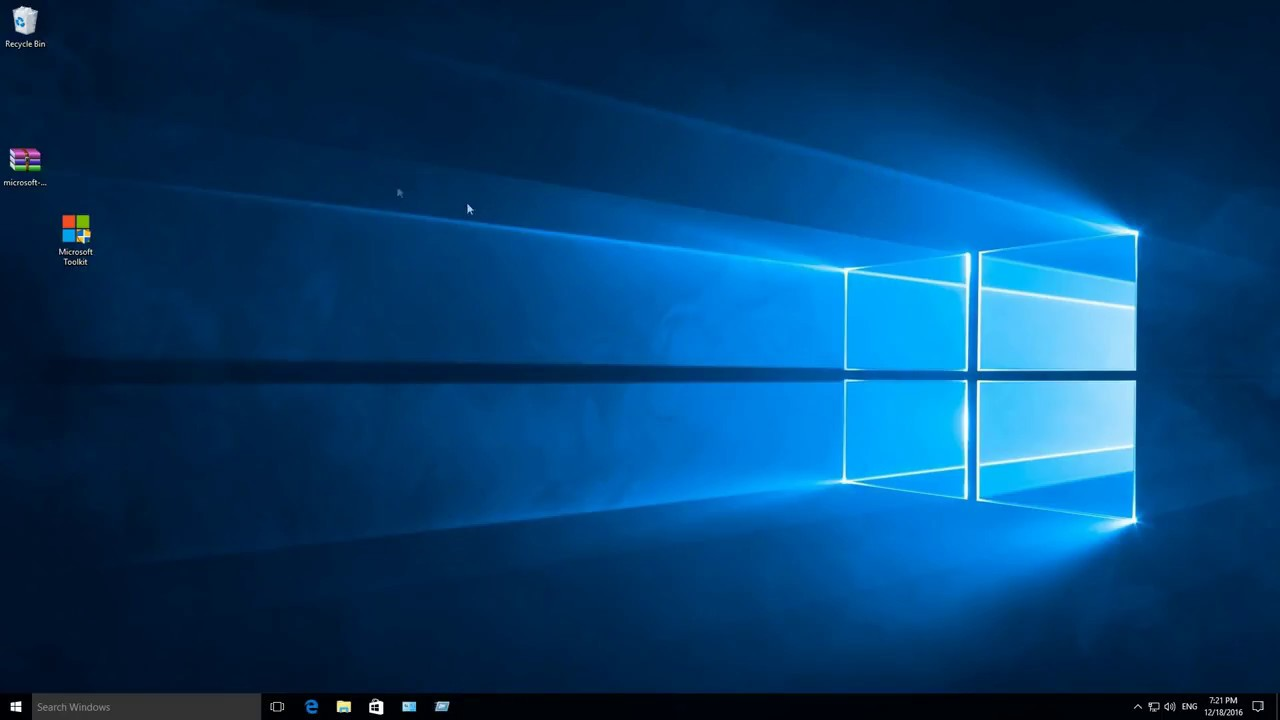 how to use microsoft toolkit to activate windows 10 pro