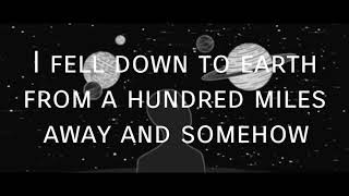 Alien Boy - Oliver Tree (lyrics)