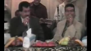 الشاعر ابو علي البلوداني مع الشاعر وليد سركيس من اجمل الحفلات الزمن الجميل