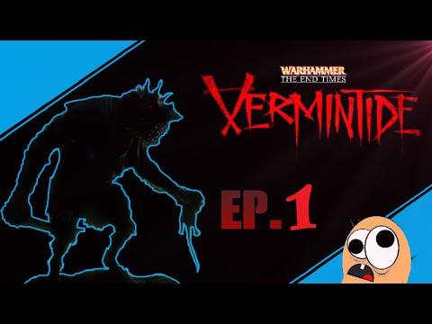 Let`s ZERSTÜCKEL Ep.1 -- Warhammer: End Times - Vermintide [german/crazyKartoffel]  