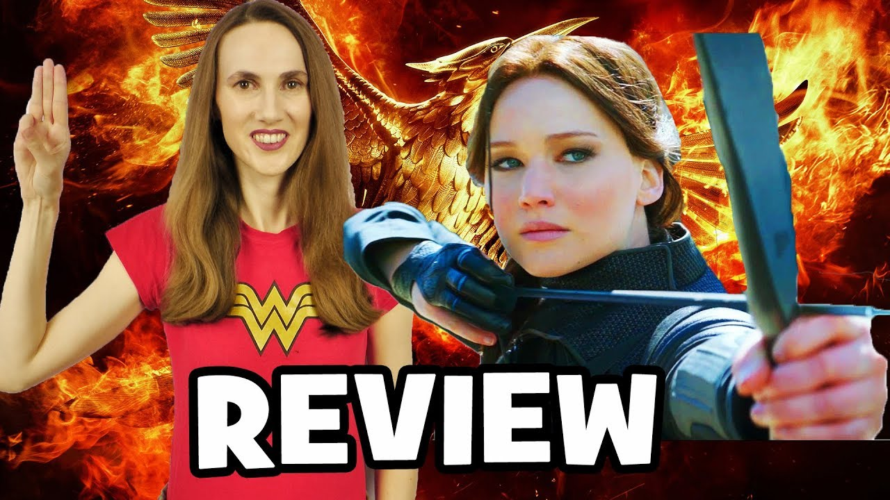 The Hunger Games Mockingjay Part 2 Movie Review - YouTube