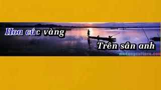 Thương quá Việt Nam KARAOKE LUYỆN GIỌNG song ca nam nữ tone Em