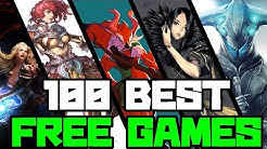 SKYLENTS TOP 100 FREE GAMES