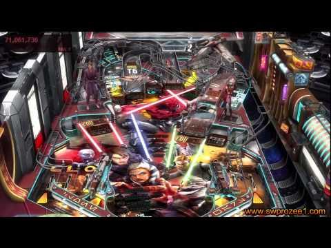 Zen Pinball 2: The Clone Wars
