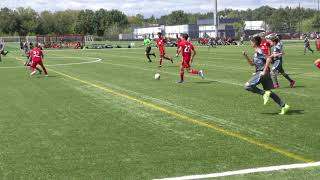 NY Red Bulls U14 vs New York City FC U14 - Highlights