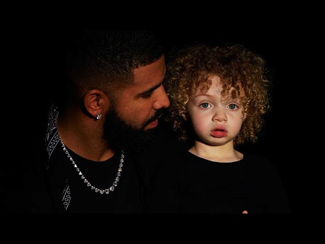 Drake Reveals Son Adonis' Face for First Time!
