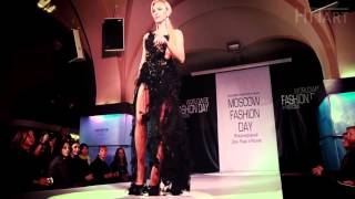 Алиса Крылова Alisa Krylova Mrs Globe in a dress by HAYARI COUTURE PARIS(, 2015-12-27T15:19:56.000Z)
