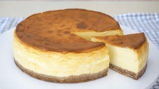 꾸덕꾸덕 뉴욕 치즈케이크 만들기|New York Che…
