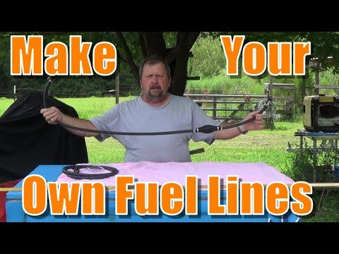 how to make your own fuel
