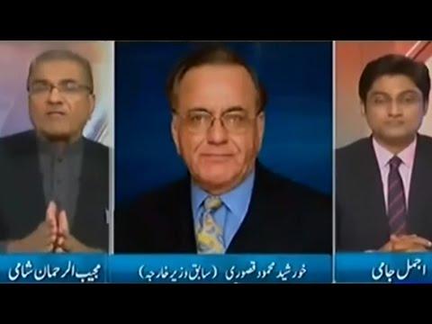 Nuqta e Nazar 29 March 2016 - How will Pakistan Pressurize India post RAW spy Arrest