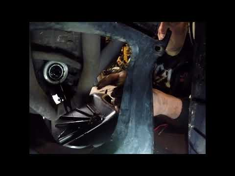 Cueball Productions-How to remove your oil filter and fit your oil filter on your motorcycle!