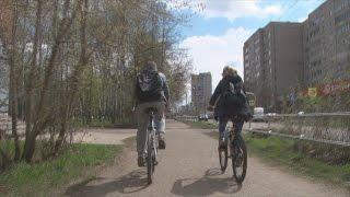Всероссийская акция «На работу на велосипеде»