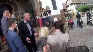 Mariage motard du 28/06/2014 — Sessenheim