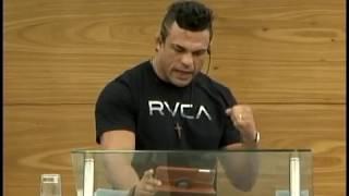 Testemunho do Vitor Belfort  dia 13/11/13