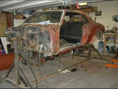1967 Camaro Rs >> 1968 Camaro RS Restoration Part 1 - YouTube