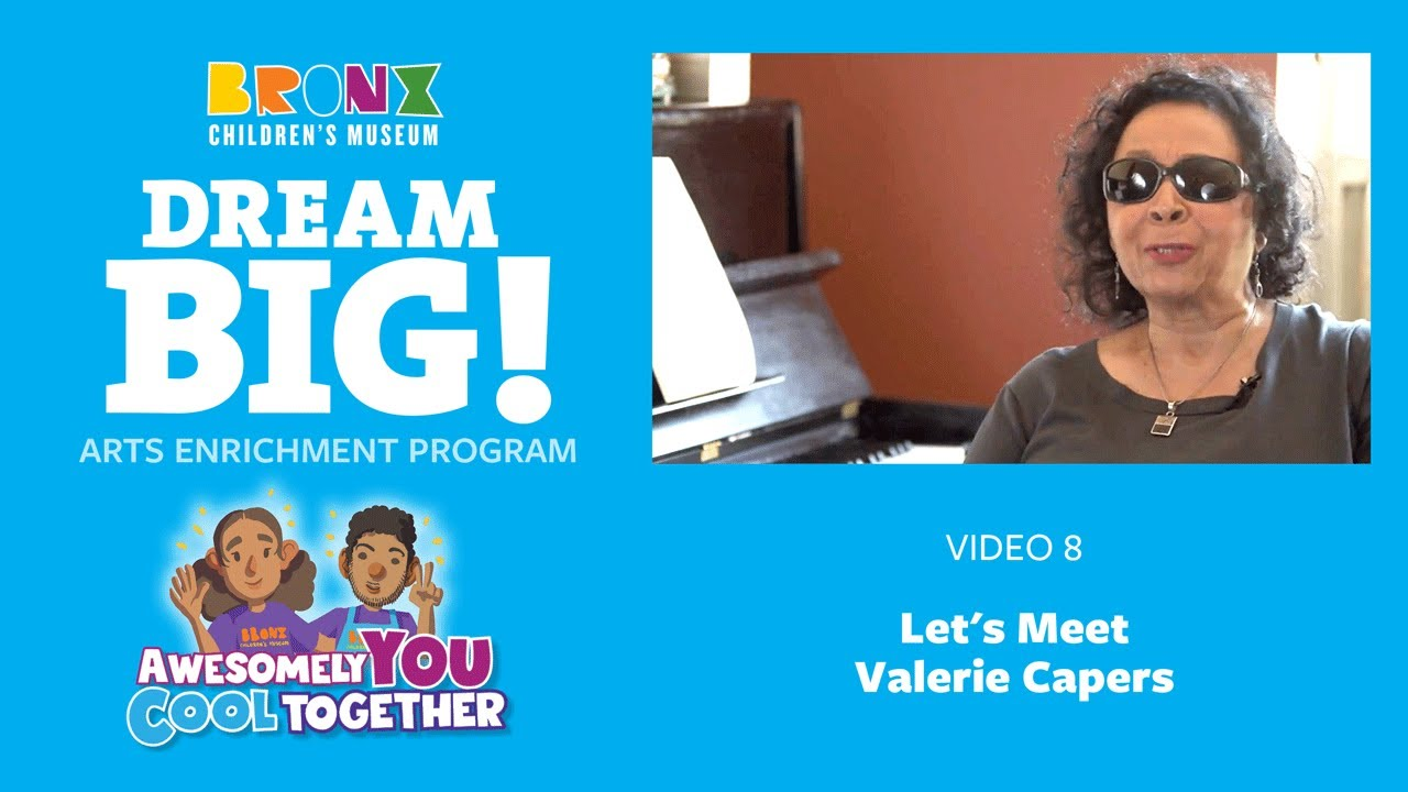 5. Let's Meet: Dr. Valerie Capers