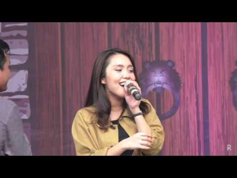 Hivi! - Mata Ke Hati @ SMAN 99 Jakarta 2016 [HD]