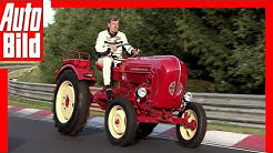 Porsche Junior — Walter Röhrls längste Runde