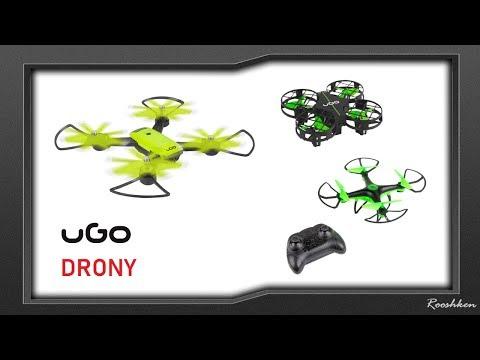 Drony Dla Młodzieży I Dorosłych - Ugo Zephir 2.0/Fen 2.0/ Mistral 2.0