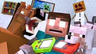 Top 5 Minecraft Songs & Animations (Best Minecraft Animations)