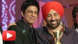 Sunny Deol Ignores Shahrukh Khan's Success Of Chennai Express