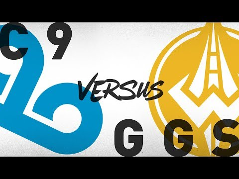C9 vs. GGS - Week 8 Day 1 | NA LCS Summer Split | Cloud9 vs. Golden Guardians (2018)