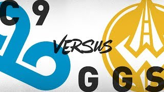 Video C9 vs. GGS - Week 8 Day 1 | NA LCS Summer Split | Cloud9 vs. Golden Guardians (2018) download MP3, 3GP, MP4, WEBM, AVI, FLV Agustus 2018