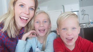 Cooking with Kids    Snow Ice Cream 🍦