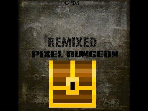 Remixed Pixel Dungeon: играем за Война#4