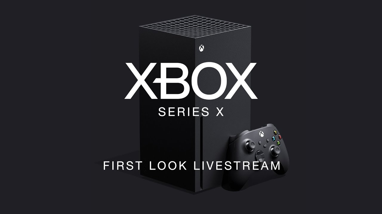 Xbox Series X First Look Livestream Inside Xbox Youtube