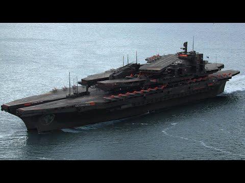 Download US Launch its Gigantic New $3 Billion Amphibious Carrier Ship