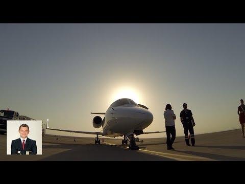 FLIGHT TO IRAQ. SUNSET IN DESERT