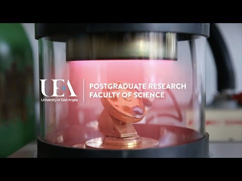 Science - Postgraduate Research | University of East Anglia (UEA)