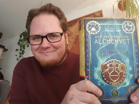 Der unsterbliche Alchemyst YouTube Hörbuch Trailer auf Deutsch