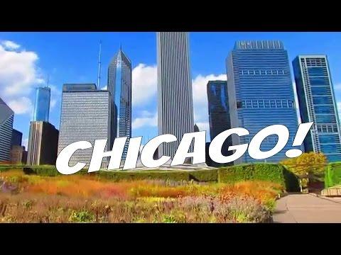 Walk Through The Lurie Garden In Chicago