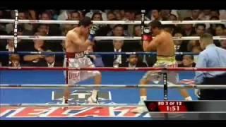 Rafael Marquez vs Israel Vazquez  IV - Part 1 of 2