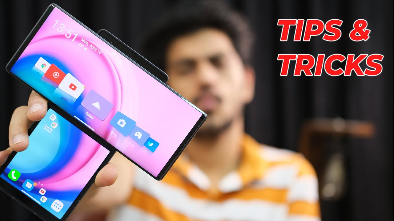 LG Wing x Top Features & Tricks YOU SHOULD KNOW !