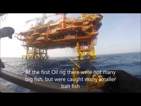 DEEP SEA FISHING - OIL RIGS South China Sea NEW TRIP! - Torpedo