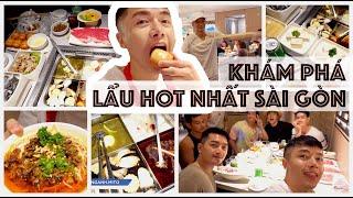 #07 Khám Phá Lẩu HAIDILAO Hot Nhất Sài Gòn